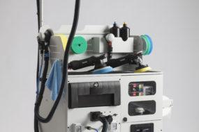 System odsysania pyłów szlifierskich ważną częścią warsztatu lakierniczego