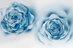 Sposób na różę – technika airbrush