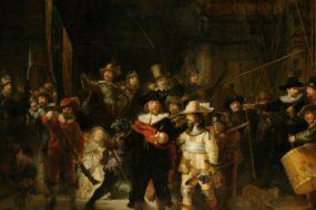 "AkzoNobel i Rijksmuseum – kolejne etapy Operacji ""Straż Nocna"""