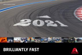 Axalta publikuje kalendarz ścienny na rok 2021