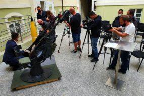 Zestaw przeciwlotniczy prosto z dna Odry