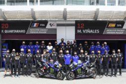 Axalta i Yamaha Factory Racing MotoGP kontynuują współpracę w sezonie 2021